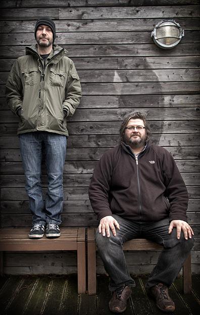 Dolphin Boy + Phil Bancroft
