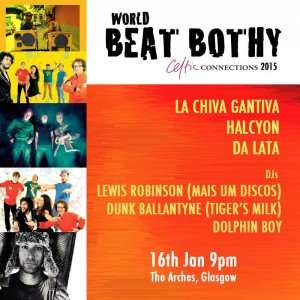 World Beat Bothy